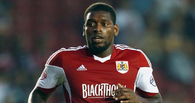 Jay Emmanuel-Thomas: Was among the goals for Bristol City