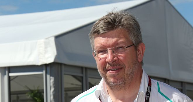 Ross Brawn: Still enjoys Formula 1 'very much'