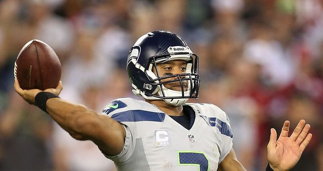 Russell Wilson: Threw three TD passes for Seahawks on Thursday night
