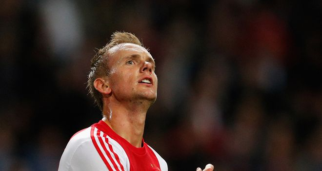Siem de Jong: Called up by Holland