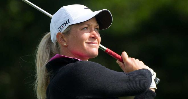 Suzann Pettersen: Beat Inbee Park by one stroke last year