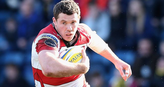 Tim Molenaar: Has joined Harlequins until the end of the season
