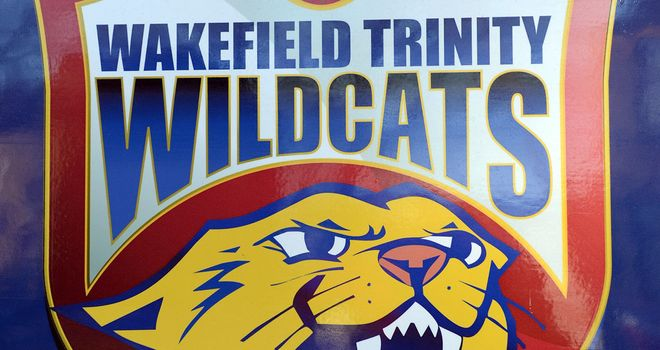 Wakefield: Forced to carry out structural repairs to stadium