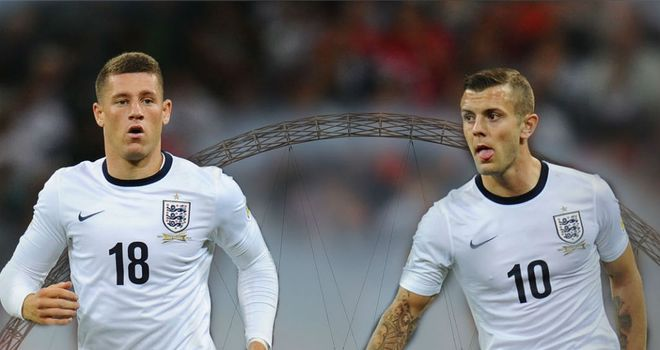 Can Ross Barkley and Jack Wilshere be the technical players to take England forward?