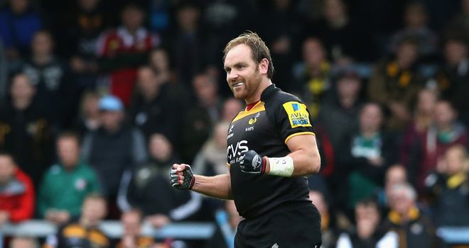 Andy Goode: Admits he was fortunate not to have been substituted after poor display