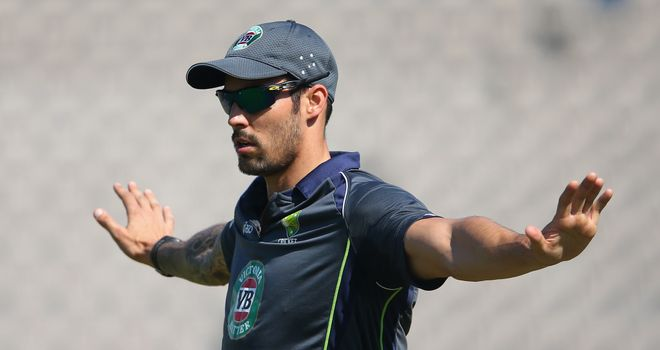 Mitchell Johnson: Has taken seven wickets during Australia's ODI tour of India