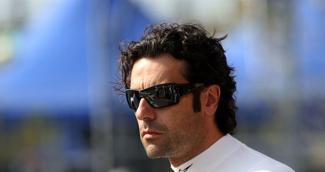 Dario Franchitti: Still in hospital in Houston