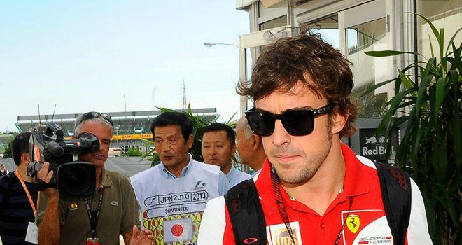 Fernando Alonso: Massa as quick as Raikkonen