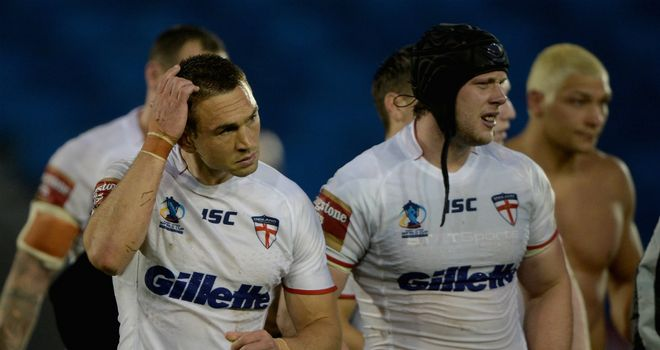 Kevin Sinfield: Plenty to ponder for skipper and his team-mates