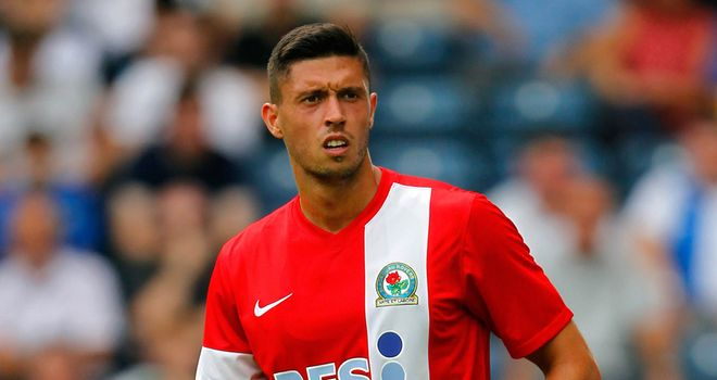 Jason Lowe: Scored the winner for Blackburn