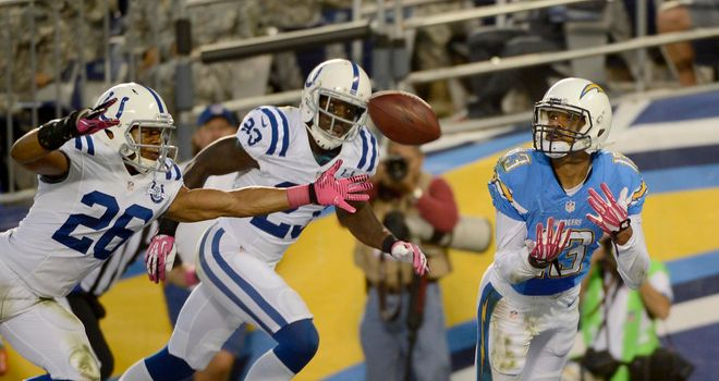 Keenan Allen is a bargain selection for the San Diego Chargers