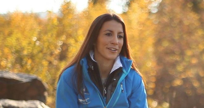 Shelley Rudman: Backed for glory by GB coach Andi Schmid