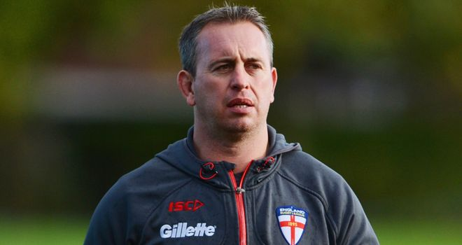 Steve McNamara: Paid tribute to the late Steve Prescott