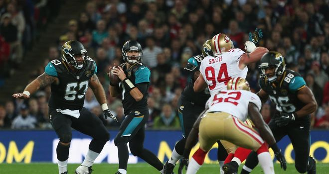 The Jaguars must add a quarterback if they hope to return to the playoffs