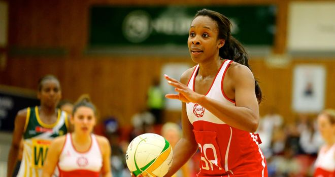 Pamela Cookey impressed for England against South Africa