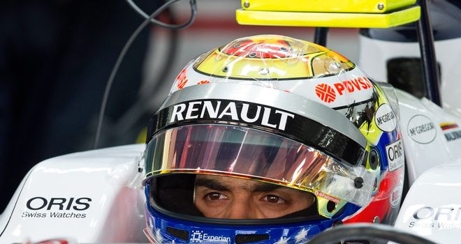 Pastor Maldonaldo: Likely to remain at Williams in 2014