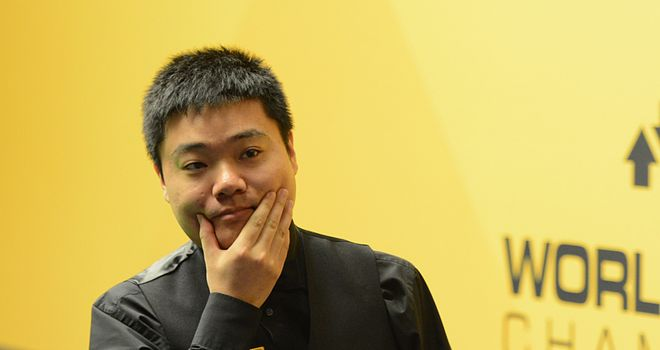 Ding Junhui: Chinese potter was in dominant form in New Delhi