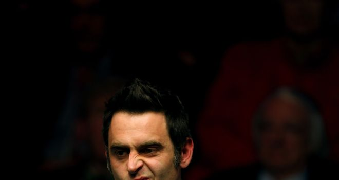 Ronnie O'Sullivan: Powered over first hurdle in Preston