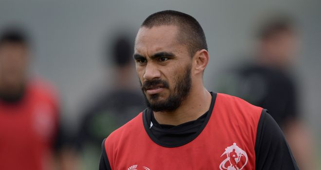 Thomas Leuluai: Set to miss World Cup clash with Samoa