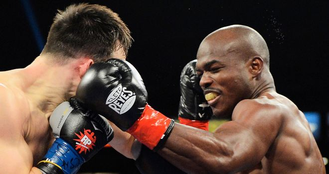 Timothy Bradley (R): His fight with Provodnikov earned him respect