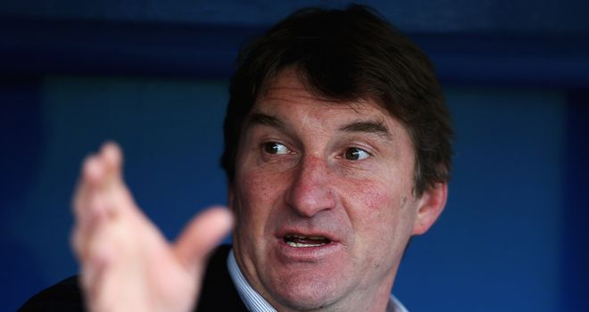 Tony Smith: Insists the Warrington Wolves are relaxed ahead of Saturday's Grand Final