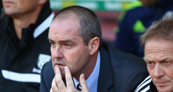 Steve Clarke: Impressed by Palace