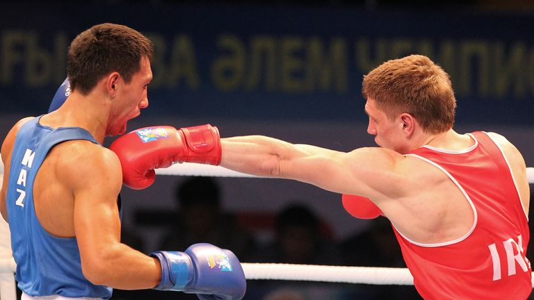 Jason Quigley (R): Was disappointed despite becoming the first Irishman to reach a men's world final