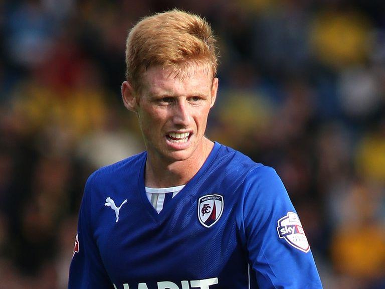 Eoin Doyle: Scored as Chesterfield won 4-1