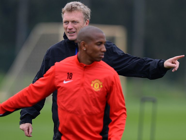 Ashley Young: Hoping for another Premier League start