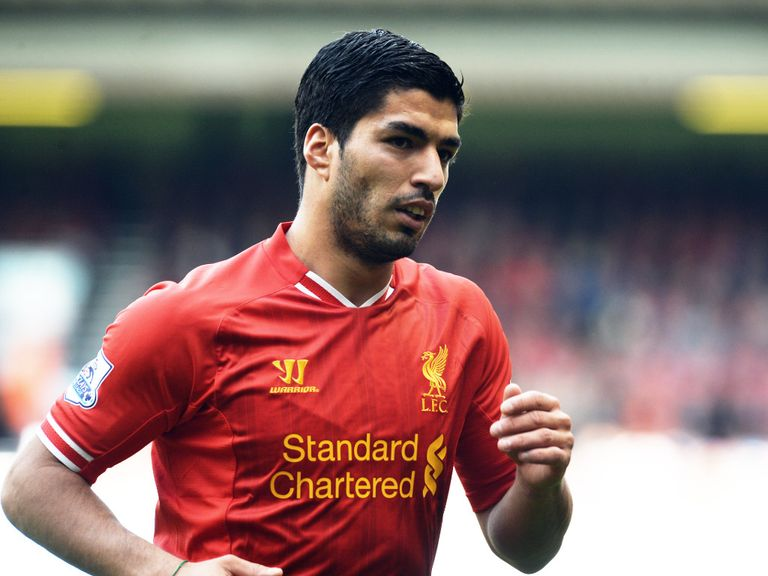Luis Suarez: Reportedly a January transfer target for Real Madrid
