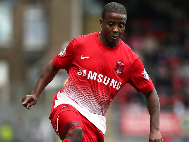 Kevin Lisbie: Could return to the Orient squad