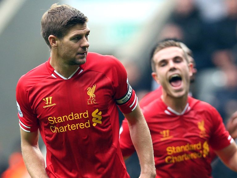 Steven Gerrard and Liverpool travel to Hull on Sunday