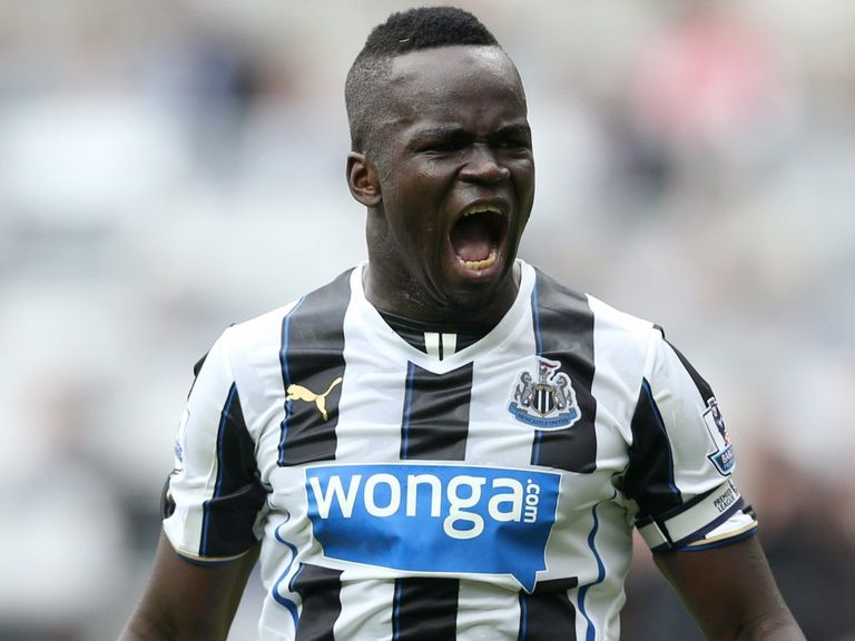 Cheick Tiote: Believes that Newcastle can qualify for Europe