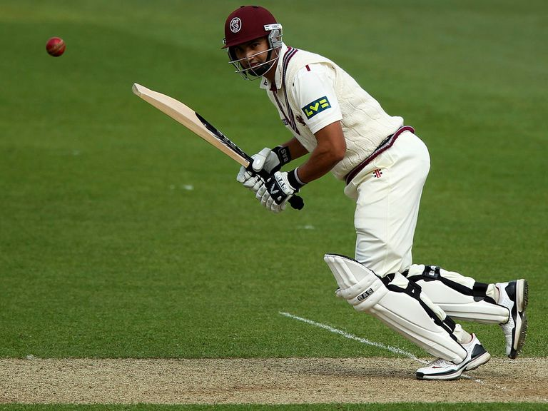 Alviro Petersen: The South African is back at Somerset next season