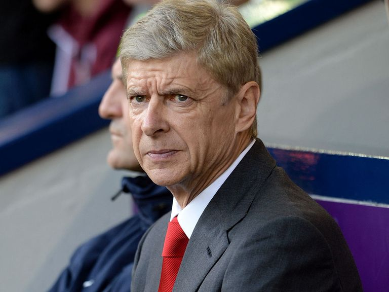 Wenger's Arsenal are already eight points clear of Manchester United