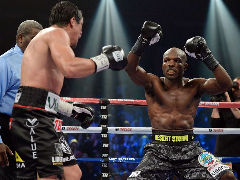 Bradley: Retained title with split-decision victory