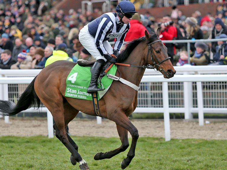 Countrywide Flame: Retired after fantastic career