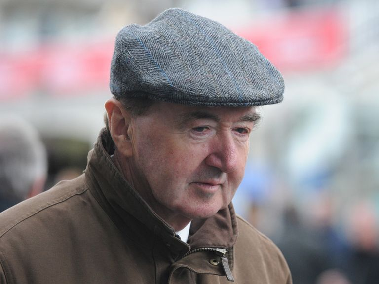 Dermot Weld: Trains I'm Yours