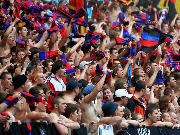 CSKA: Supporters ignored previous warnings to curb racist conduct