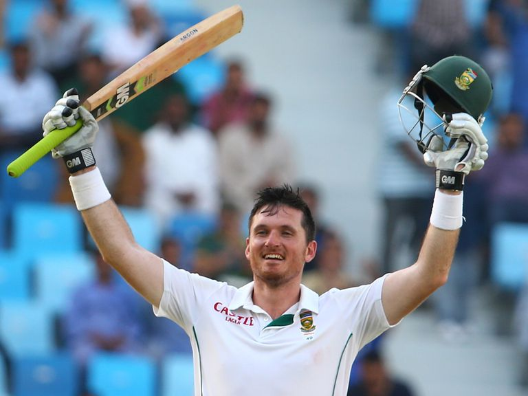 Graeme Smith: Has passed 9,000 Test runs