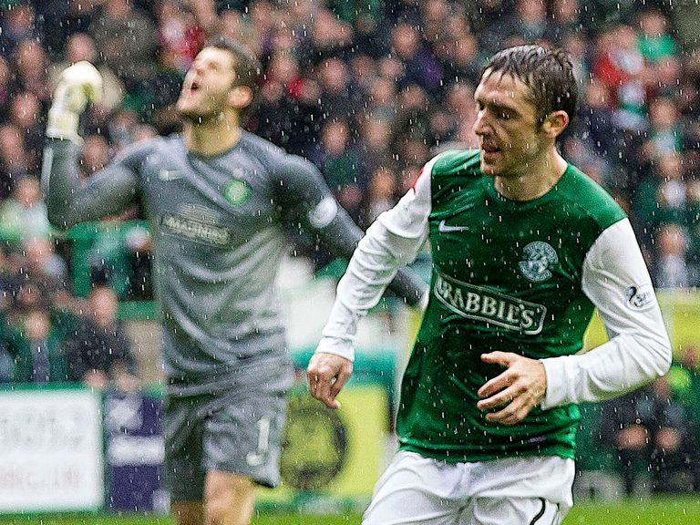 Paul Heffernan: Returns for Hibernian to face Hearts