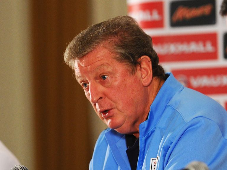 Roy Hodgson: 'I trust the players and I believe in them'