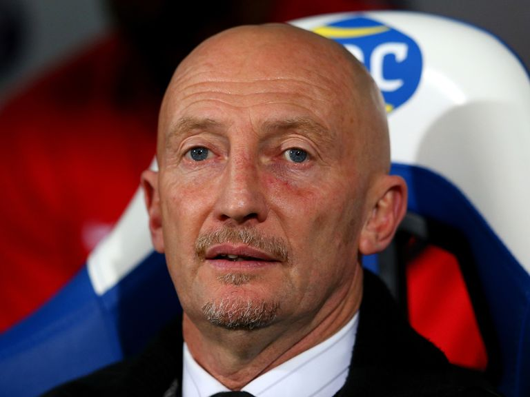 Ian Holloway: Favourite for the Wigan job