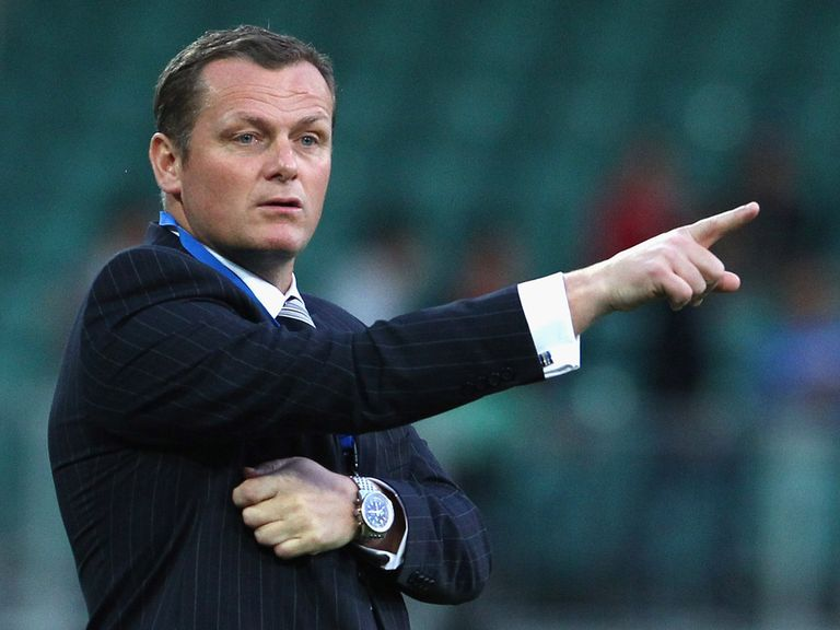 Jim Magilton: Relishing the prospect of facing Italy