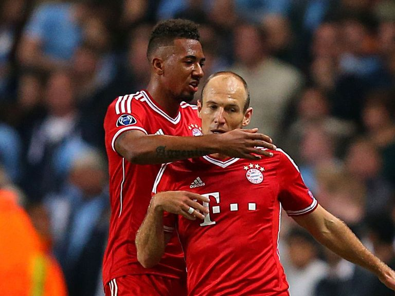 Bayern Munich swept to glory at the Etihad Stadium