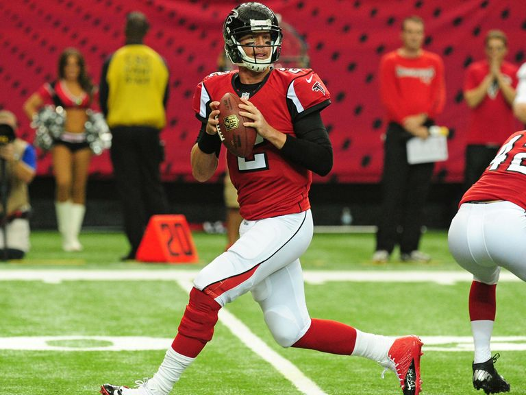 Matt Ryan: Starred for the Falcons to keep the Bucs winless