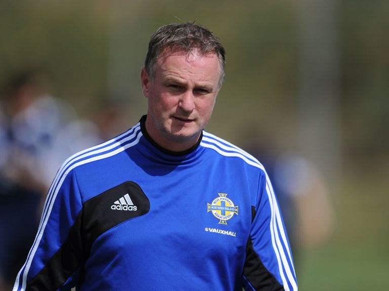 Michael O'Neill: Backed coach Maik Taylor