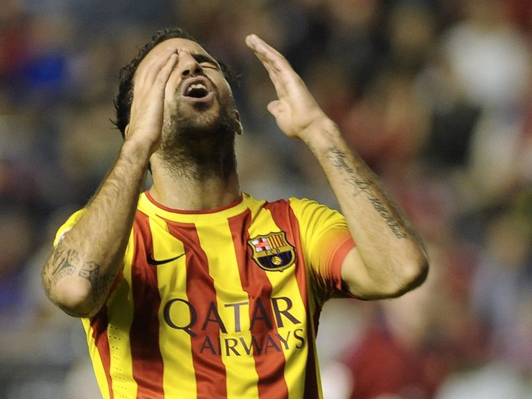 Fabregas: Could return to Arsenal in some capacity