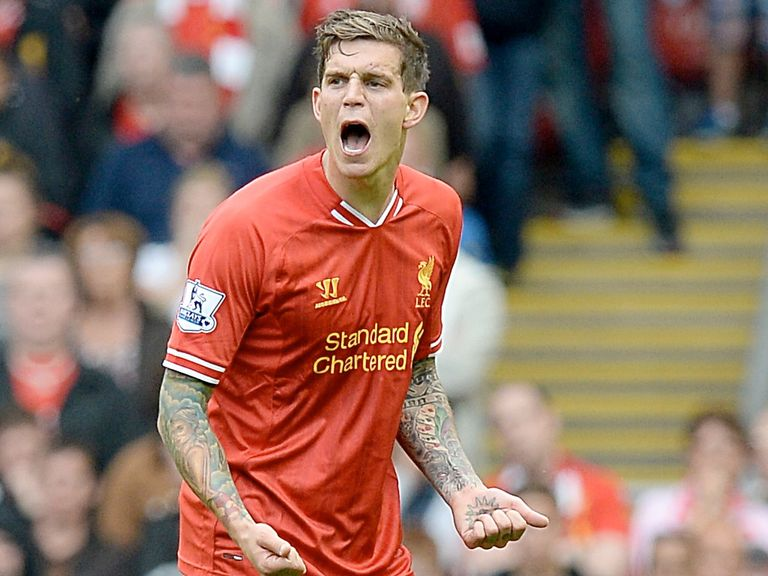 Daniel Agger: Frustrated at not playing regularly for Liverpool