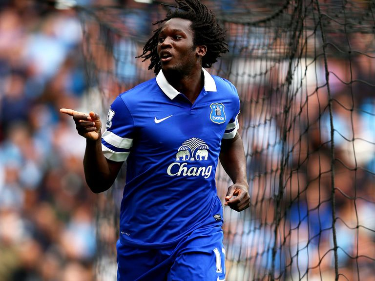 Lukaku: Has impressed on loan at West Brom and Everton